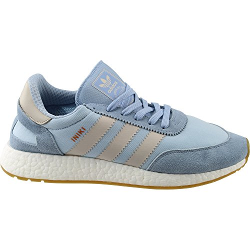 free shipping cheap quality best place to buy online adidas Mens Iniki Runner Blue/Pearl Grey Fabric cheap sale with credit card Z537Q7FCSS