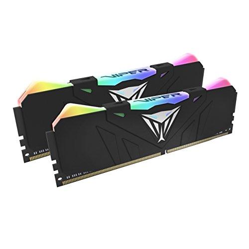 Patriot Viper Gaming RGB Series DDR4 DRAM 3000MHz ...