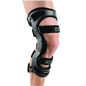 e308b3160b Image Unavailable. Image not available for. Color: Breg Fusion XT OA  Arthritis Knee Brace ...