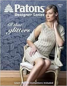 Book Patons Designer Series