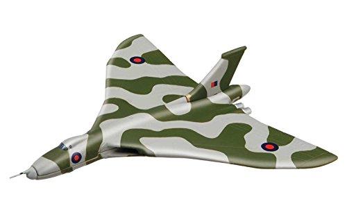 Avro Vulcan Falklands Operation Black Buck Corgi Diecast Model Plane CS90617 NKS (Buck Operation Black)