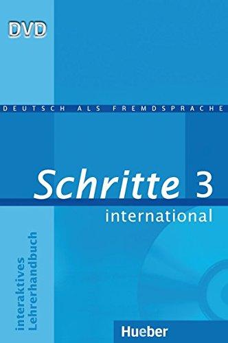 Schritte international 3: Interaktives Lehrerhandbuch DVD