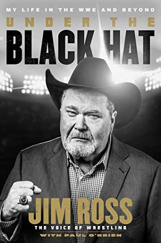 Book Cover: Under the Black Hat: My Life in the Wwe and Beyond