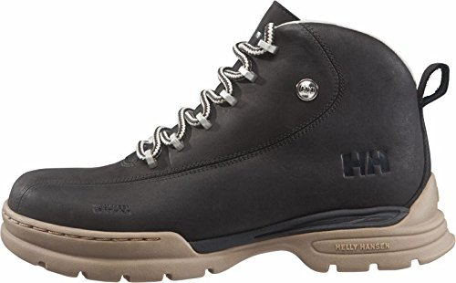 Helly Hansen Women's Berthed 3 Cold Weather Boot Jet Black/Natura/Sperry