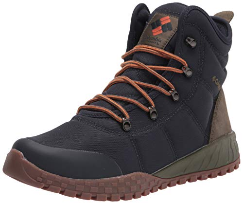 Columbia Men's Fairbanks Omni-Heat Hiking Shoe, 4 us
