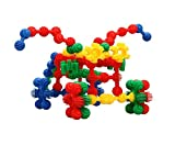 Sun Flower Building Block Plastic Toy Bricks Children Puzzle Assembling Boys and Girls Toys 50-piece offers