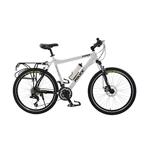 Force Perimeter Police Bicycle, 26 inch Wheels, 18 inch Frame, (Freeride Seatpost)