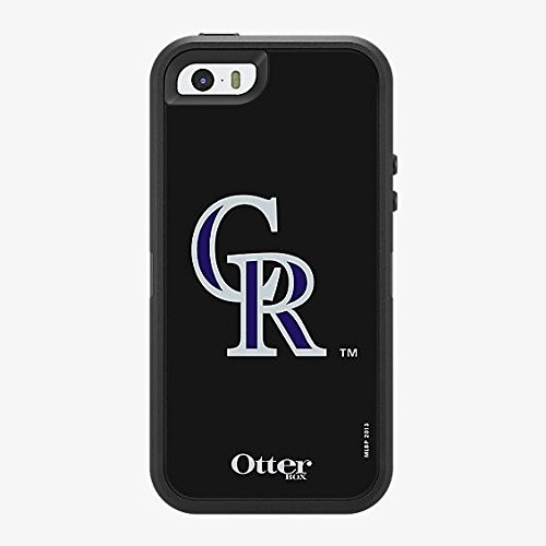 Otterbox Cell Phone Case for iPhone 5/5s – Retail Packaging – Rockies