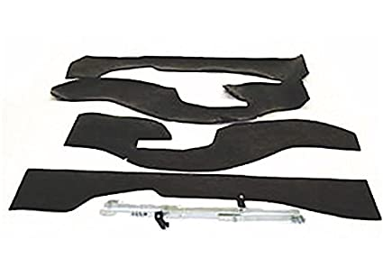 Amazon com: Performance Accessories, Toyota Tacoma, Gap Guards for 3
