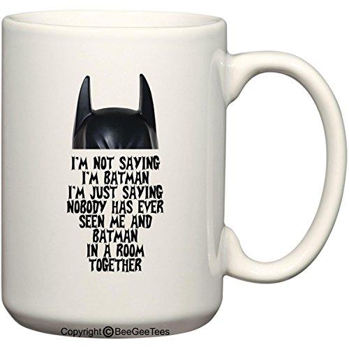 Im Not Saying Batman BeeGeeTees product image