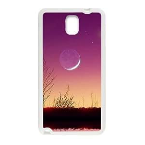 DASHUJUA Sky Phone Case for samsung galaxy Note3 Case