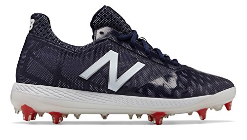 New Balance Navy Adult COMPv1, Blue, 10 D(M) US