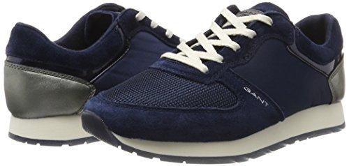 Blu Gant Sneaker Linda marine Donna G69 FnftwqO