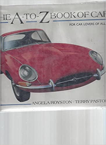 Book The A-To-Z Book of Cars