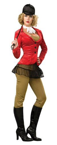 Women MED (6-10)- Equestrienne English Rider Costume]()