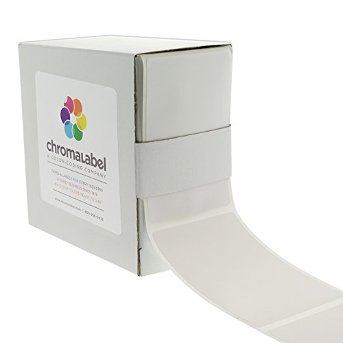 White Rectangle Labels (2