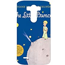 LG G3 Cover,Le Little Prince Quotes Phone Case Personalized Animation Movies The Little Prince Le Petit 3D Protect Case Cover