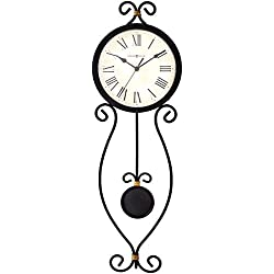 Howard Miller 625-495 Ivana Wall Clock by
