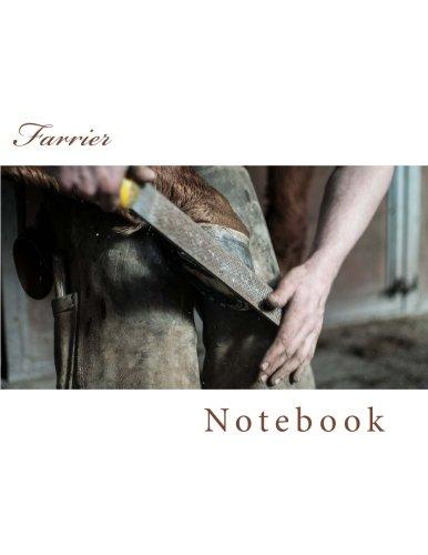 Farrier: Notebook por Wild Pages Press