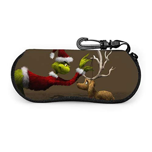 The Grinch Eyeglass Case...