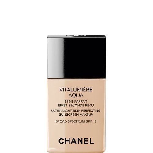 Chanel Vitalumiere Aqua Ultra Light Skin Perfecting Make up SFP 15 30ml/1oz#12 Beige (Chanel Cosmetics)