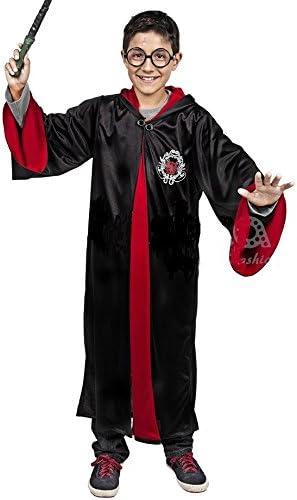 Disfraz inspirado en Harry Potter. Infantil, Varias tallas. (7 - 9 ...