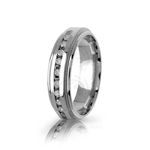 0.2 Ct Diamond Band - 7