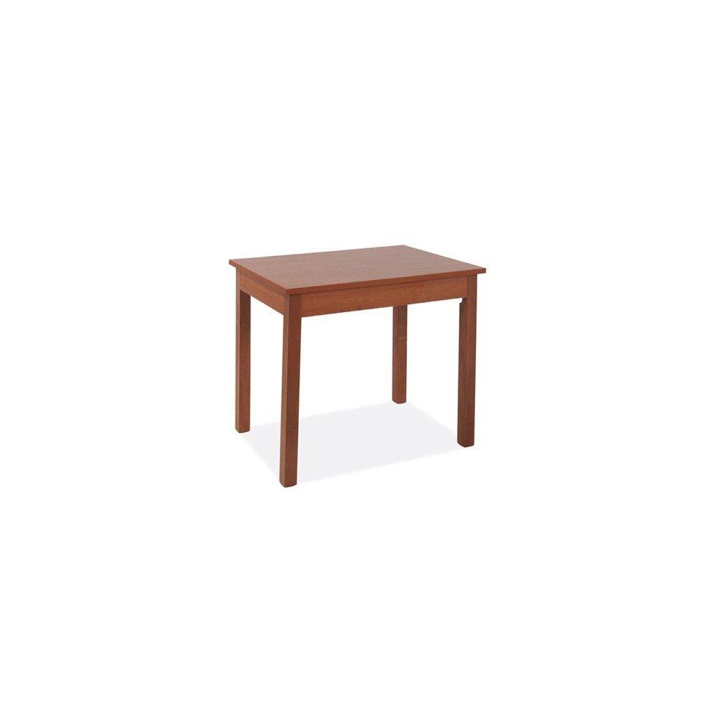 Tisch Esstisch Kirschbaum Holz Spanplatte cm 60 x 90/120: Amazon.de ...