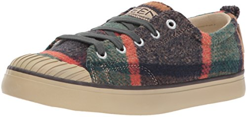 KEEN Women's Elsa Fleece Fashion Sneaker Forest Night Wool sale top quality tE1pZUb
