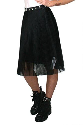 Para Falda Jeans Liu Mujer Jo q1gZxEntn
