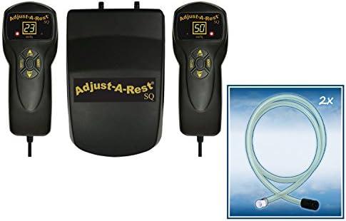 [해외]Digital Air Bed Pump and Remote Replacement CompatibleSleep Number Bed2 Adaptors for Queen Dual EK and CKing Air Mattress / Digital Air Bed Pump and Remote Replacement CompatibleSleep Number Bed2 Adaptors for Queen Dual EK and CKin...