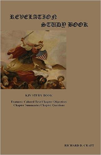 Book Revelation Study Book: Book of Revelation KJV Study Book