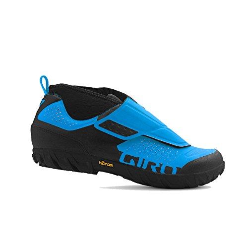 Shoes Mid Black Terraduro MTB Jewel Blue Giro wvzHqfw