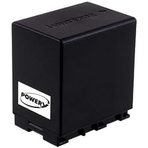 Batería para Video JVC MG980a (4450mAh, 3,7V, ion de litio