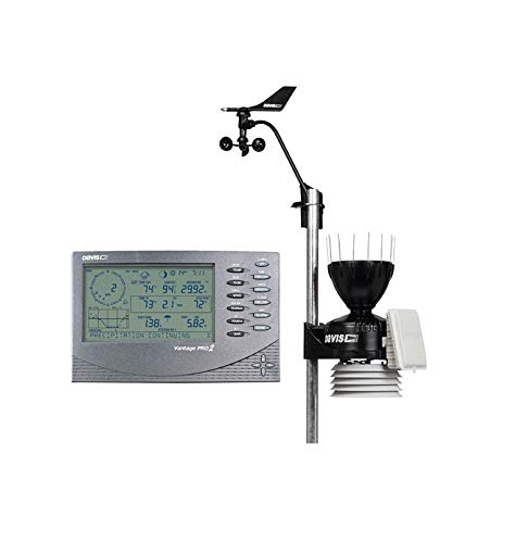 Davis Instruments 6152C Vantage Pro2 Weather Station (Cabled)