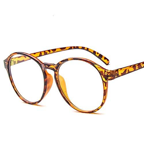 Hommes Lunettes Monture Degré Transparent Xcyq Femme Cadre De Leopard Optiques Clair dEP6wXqw