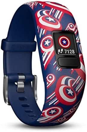 GARMIN VivoFit Jr. 2 Adjustable Captain America