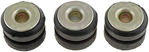 Dorman 49450 Universal Windshield Wiper Motor Bushing, Pack of (3 Windshield Wiper Motor)