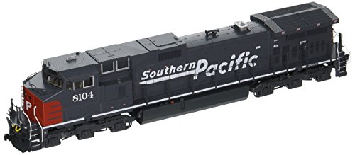 Kato USA Model Train Products #8104 HO Scale Southern Pacific Train