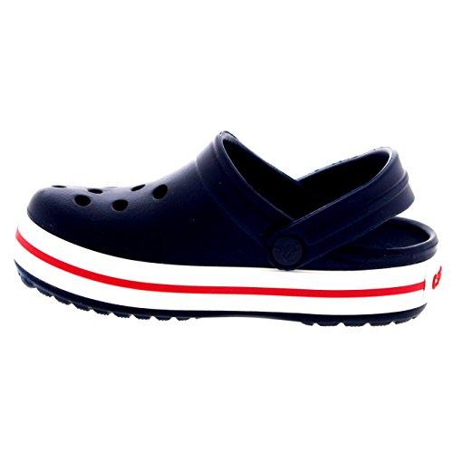 Schuhe Crocband Gewicht Unisex Crocs Leichtes Clogs Schlüpfen Marine Kinder qnw1U0z6
