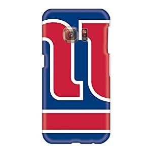 Excellent Hard Phone Cases For Samsung Galaxy S6 (WVP14199rfZq) Custom Stylish New York Giants Image