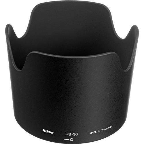 Nikon HB-36 Bayonet Lens Hood for 70-300mm f/4.5-5.6G VR by Nikon