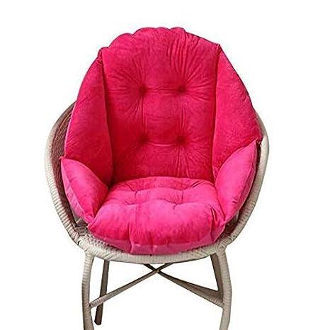 Cojín del asiento, silla de moda nido sentado Tejido a ...