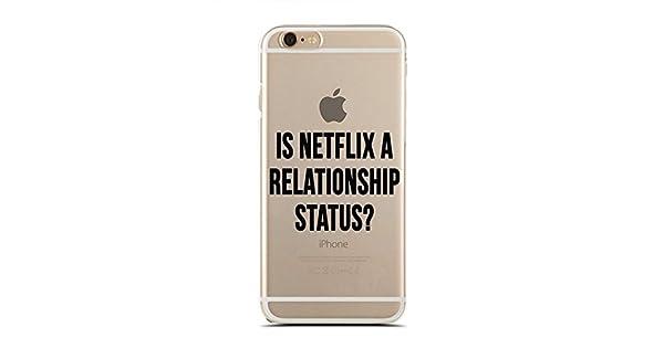 Amazon.com: Transparente Funda para iPhone – es Netflix una ...