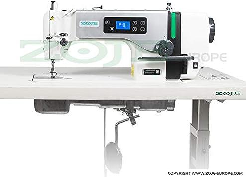 Top de Oferta: La Industria Máquina de coser zoje – para grosor de ...