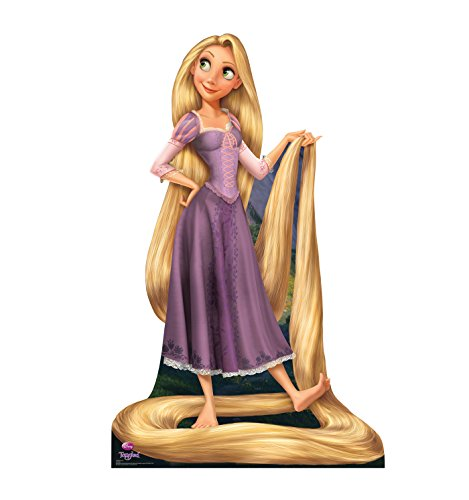 Advanced Graphics Rapunzel Life Size Cardboard Cutout Standup - Disney's Tangled ()