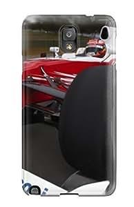 New Toyota F1 Car Tpu Case Cover, Anti-scratch CdOehSg4894evbiV Phone Case For Galaxy Note 3