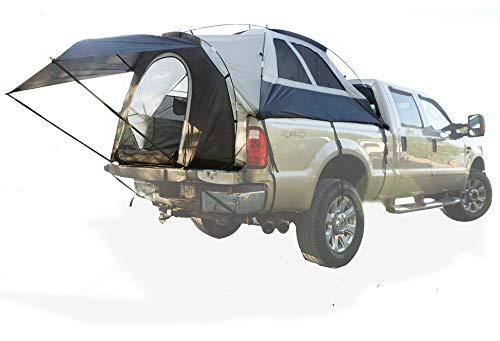 - Offroading Gear Truck Bed Tent, 6.5' Box Length with Front Awning