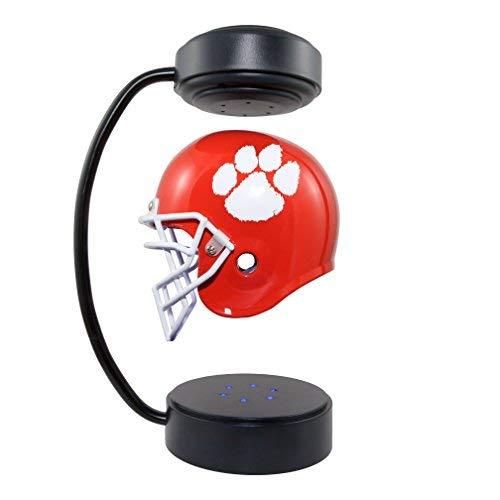 (お得な特別割引価格) Hover Helmets Clemson Stand Tigers with NCAA Collectible Levitating Football Helmet Clemson with Electromagnetic Stand [並行輸入品] B07H94YGV9, 九州のごちそう便:8cb83cf8 --- arianechie.dominiotemporario.com