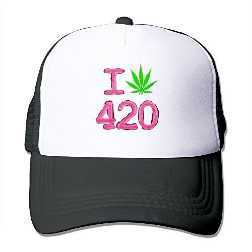 Cap-I-Love-420-Hemp-Marijuana-Make-You-Look-Like-Cool